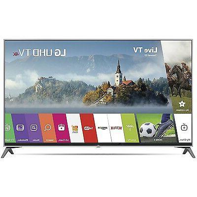 LG 60UJ7700 - 60-inch Super HDR Smart LED TV