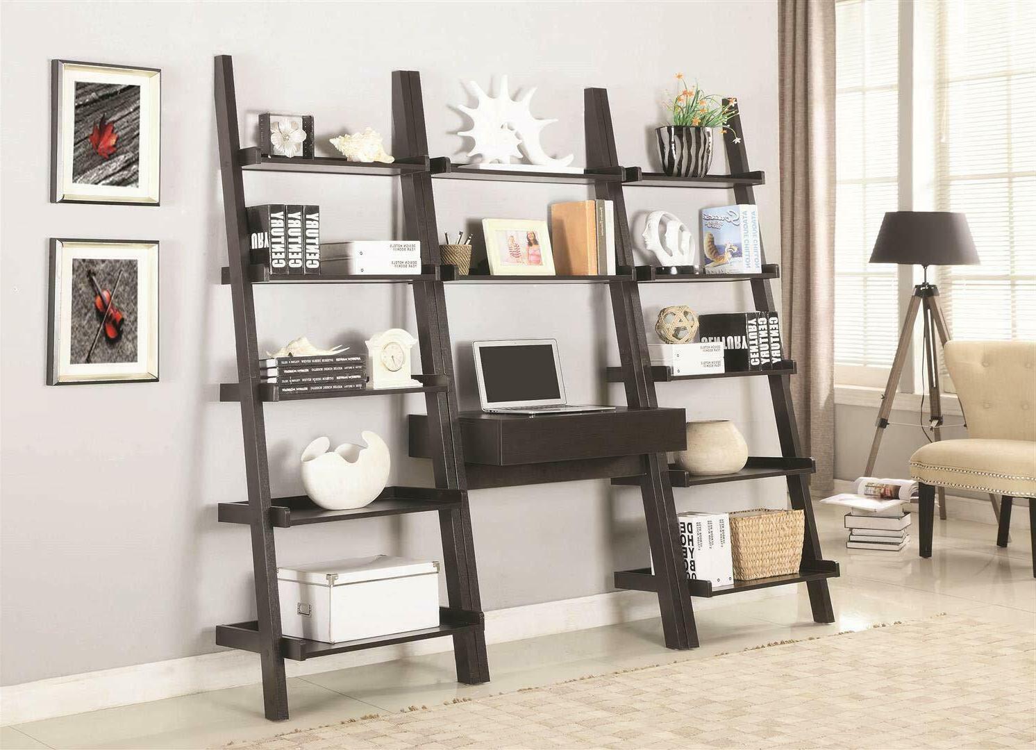 Coaster Furniture 801373 Ladder Cappuccino