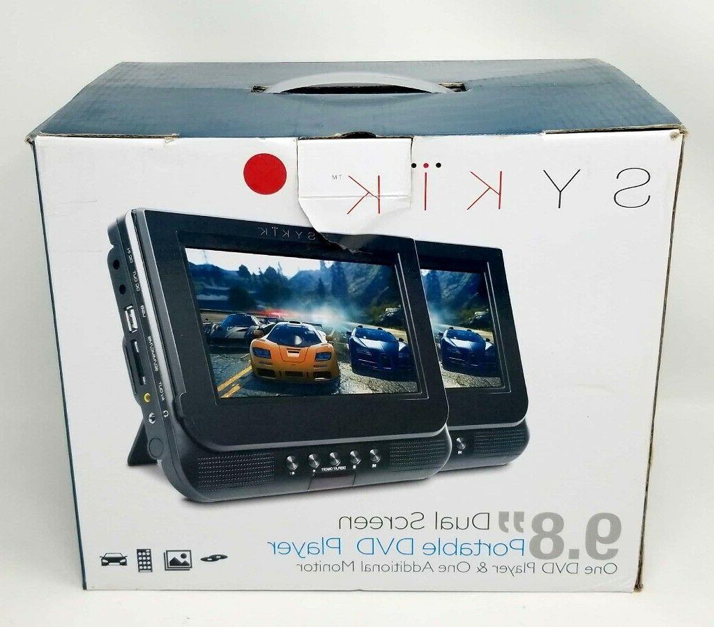 9 8 dual portable dvd