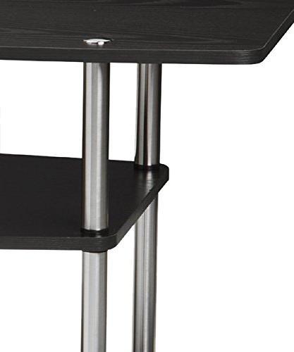 Convenience Concepts Designs2Go 3-Tier Wide TV Stand,