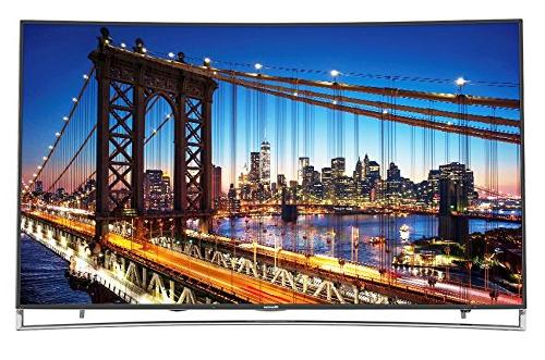 Hisense Curved 65-Inch 4K Smart LED TV 65H10B2