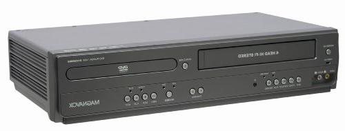 Magnavox DVD Player Stereo VCR with Recording