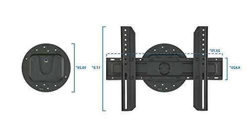 Mount-It! Mount Landscape Fixed Mounting Bracket, for Sharp, TCL 32 60 Inch