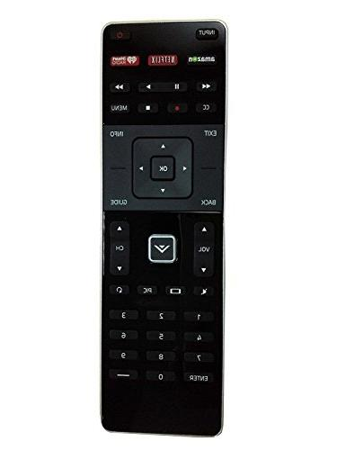 NEW Qwerty Dual Remote XRT500 with Backlight fit for VIZIO app internet tv