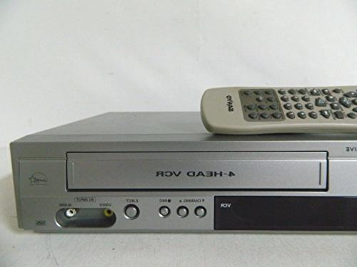 Sanyo DVW-7100A DVD / VCR Combo