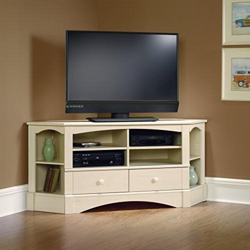 Corner TVs up Antiqued