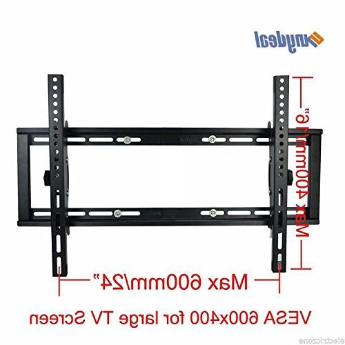 Sunydeal Mount Bracket for 22 - 65 Vizio Samsung TCL AQUOS LED Plasma TV, Max 115lbs
