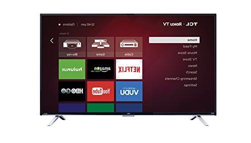 TCL 55FS3850 55-Inch 1080p Roku Smart LED TV