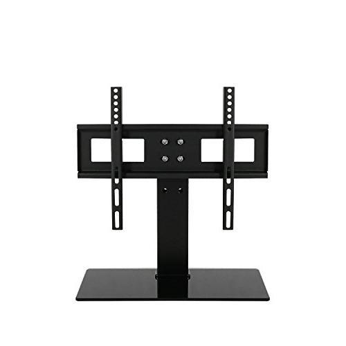 adjustment universal tabletop tv stand