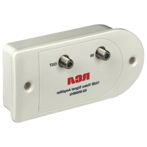 antenna amplifier vhf uhf fm
