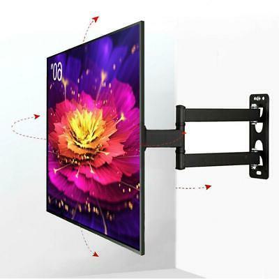 full motion smart tv wall mount bracket