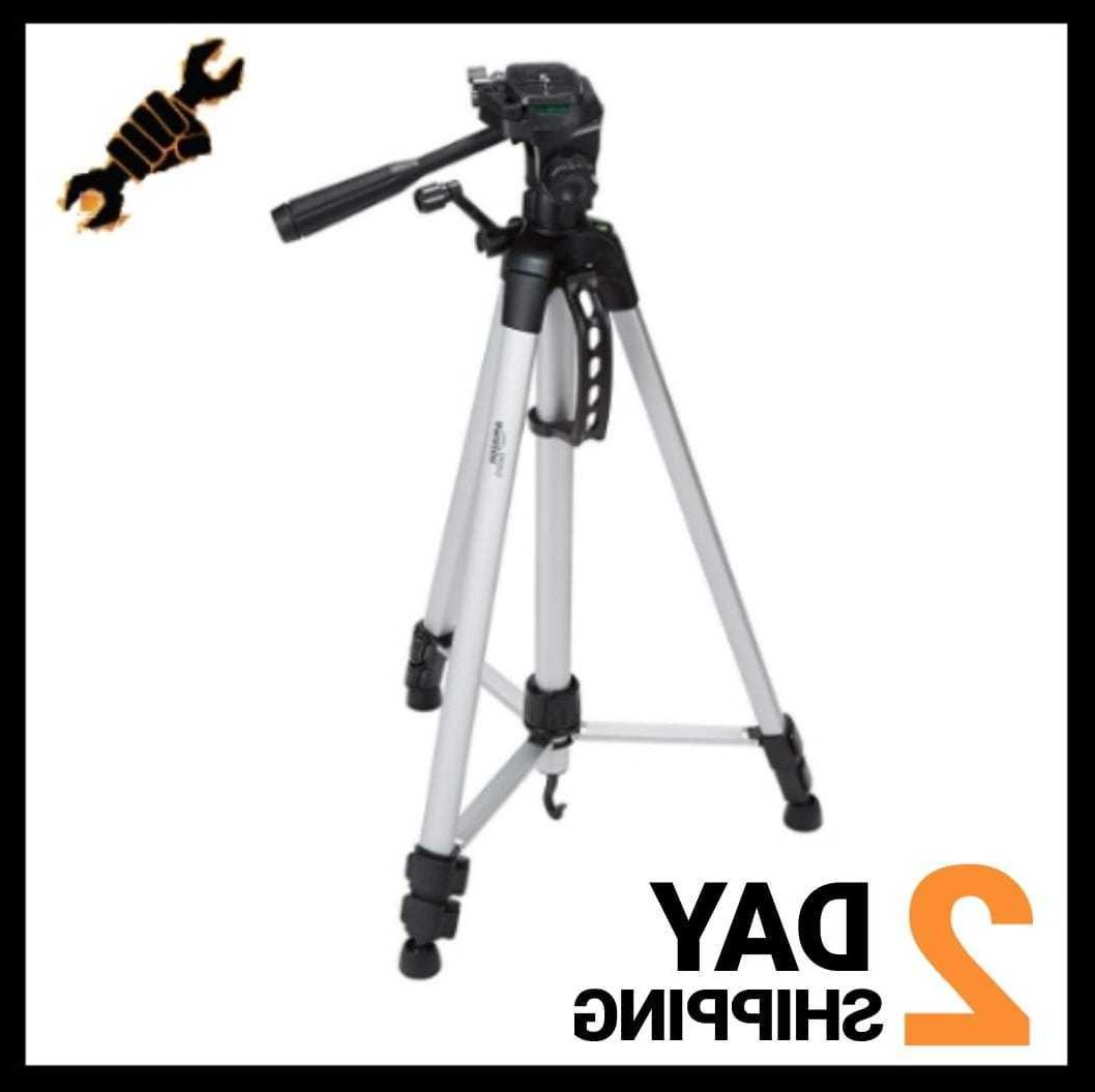 Basics 60-Inch Lightweight Tripod with Bag Tripod Only New W
