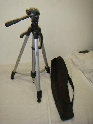 basics 60 inch tripod with bag