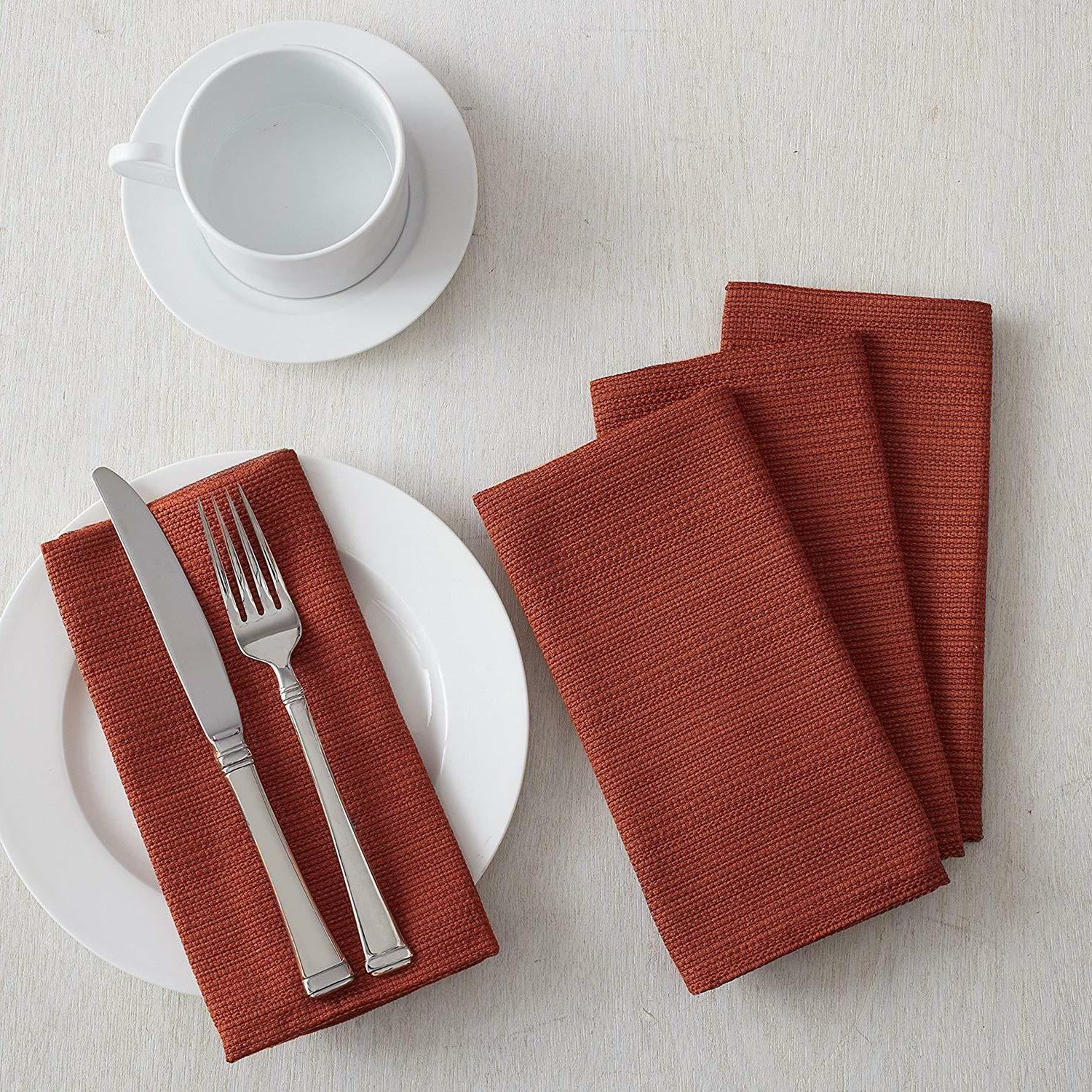 Benson Mills Textured Tablecloth