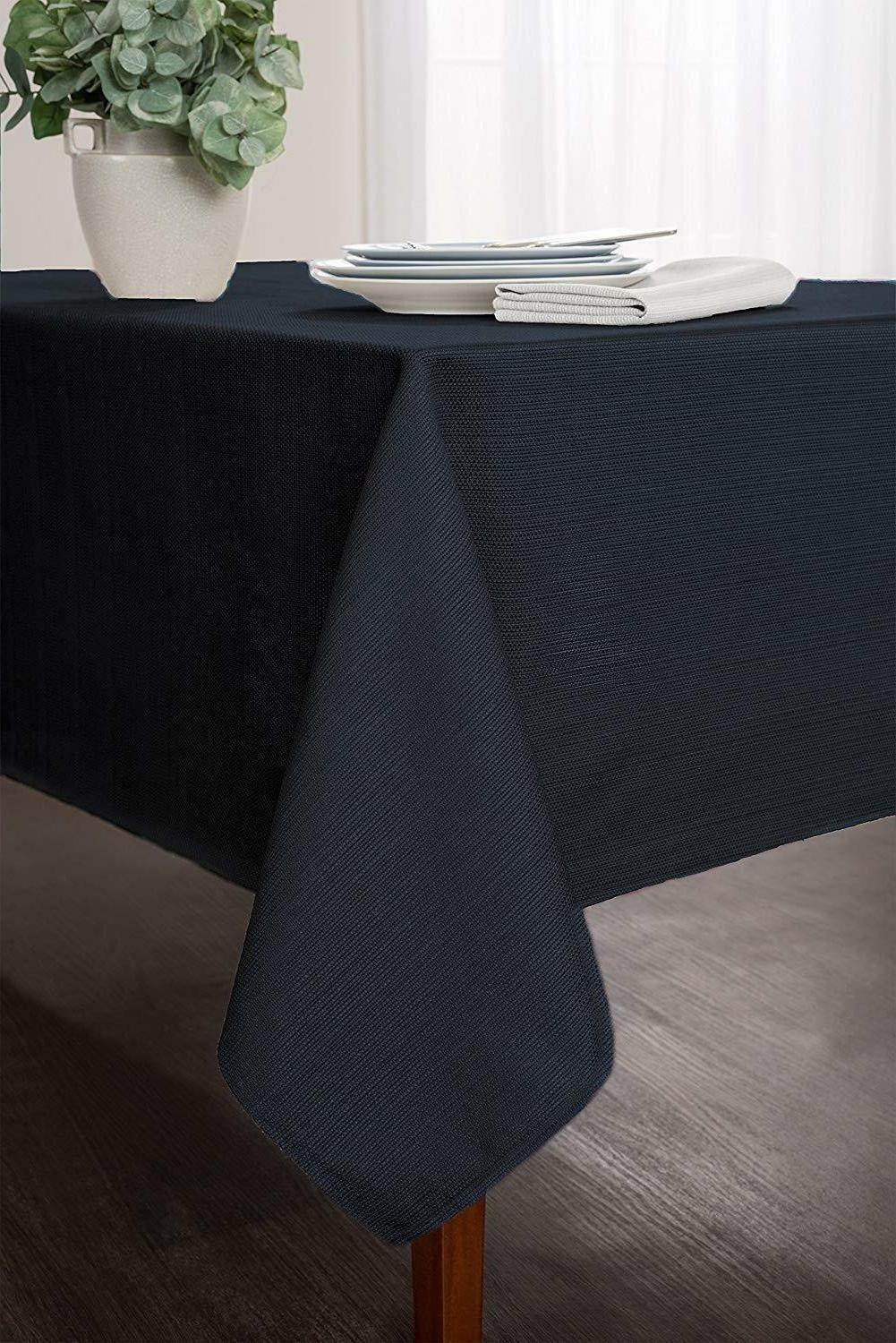 Benson Fabric Tablecloth