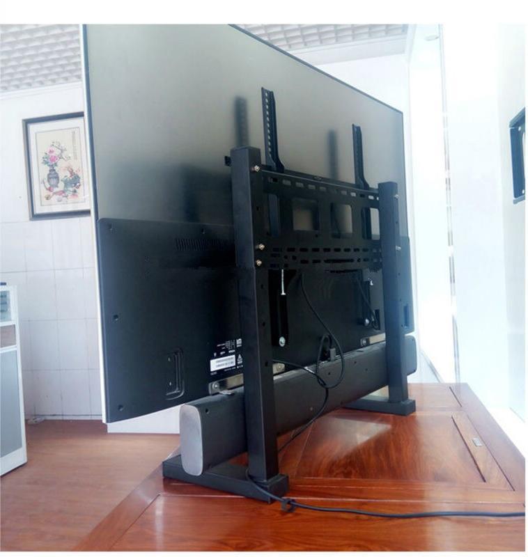 Big <font><b>TV</b></font> <font><b>Duty</b></font> inch-75 inch LED LCD Mount <font><b>Stand</b></font> free