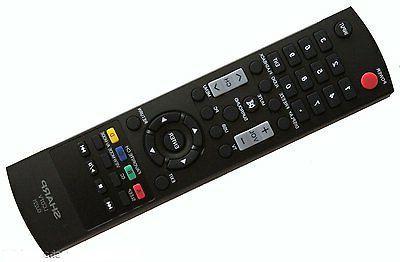 Brand NEW Original Sharp LCD TV Universal Remote Control GJ2