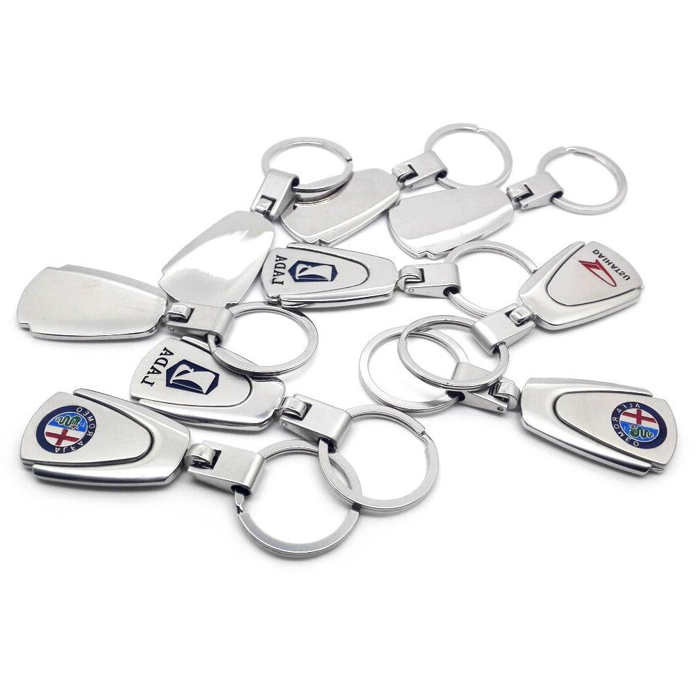 Car Key for Opel Fiat 500 Citroen <font><b>Mitsubishi</b></font> Dodge Keyring