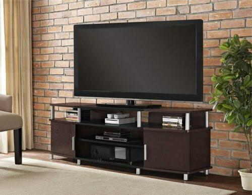 """Ameriwood Home Carson TV Stand to 70"""" Wide"""