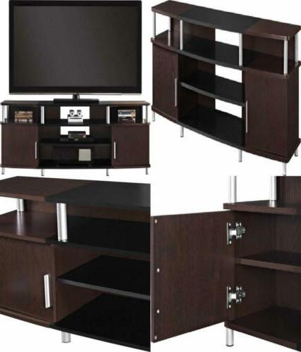 carson tv stand for tvs up to