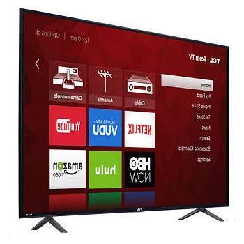 TCL 55 Class 4K Ultra HD LED LCD