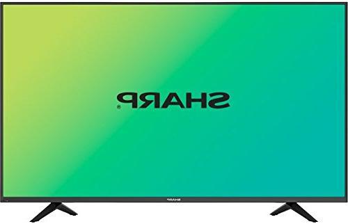 Sharp 50 inch Class 4K Ultra Smart HD TV - 50N6000U