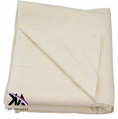 LA Linen Cotton Fabric Yards Wide, Natural