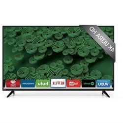 VIZIO D D58U-D3 58 2160p LED-LCD TV - 16:9 - 4K UHDTV - Blac