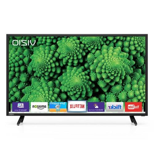 "VIZIO D-series 32"" Class Smart TV - D32x-D1 NEW NEW NEW"