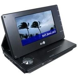 LG DP570MH 7 Portable DVD Player