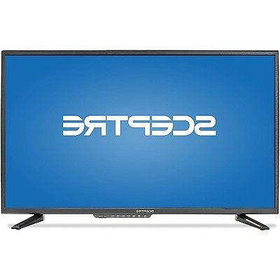 Sceptre - - 720p with Built-in DVD Player