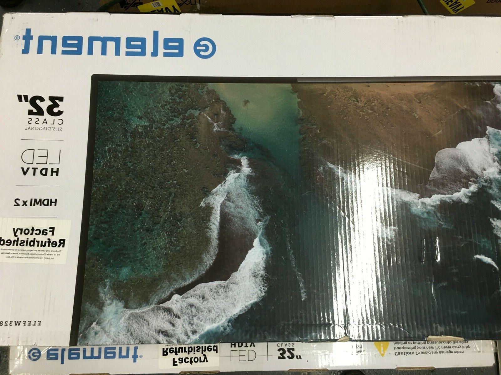 Element 720p 60Hz HDTV FACTORY