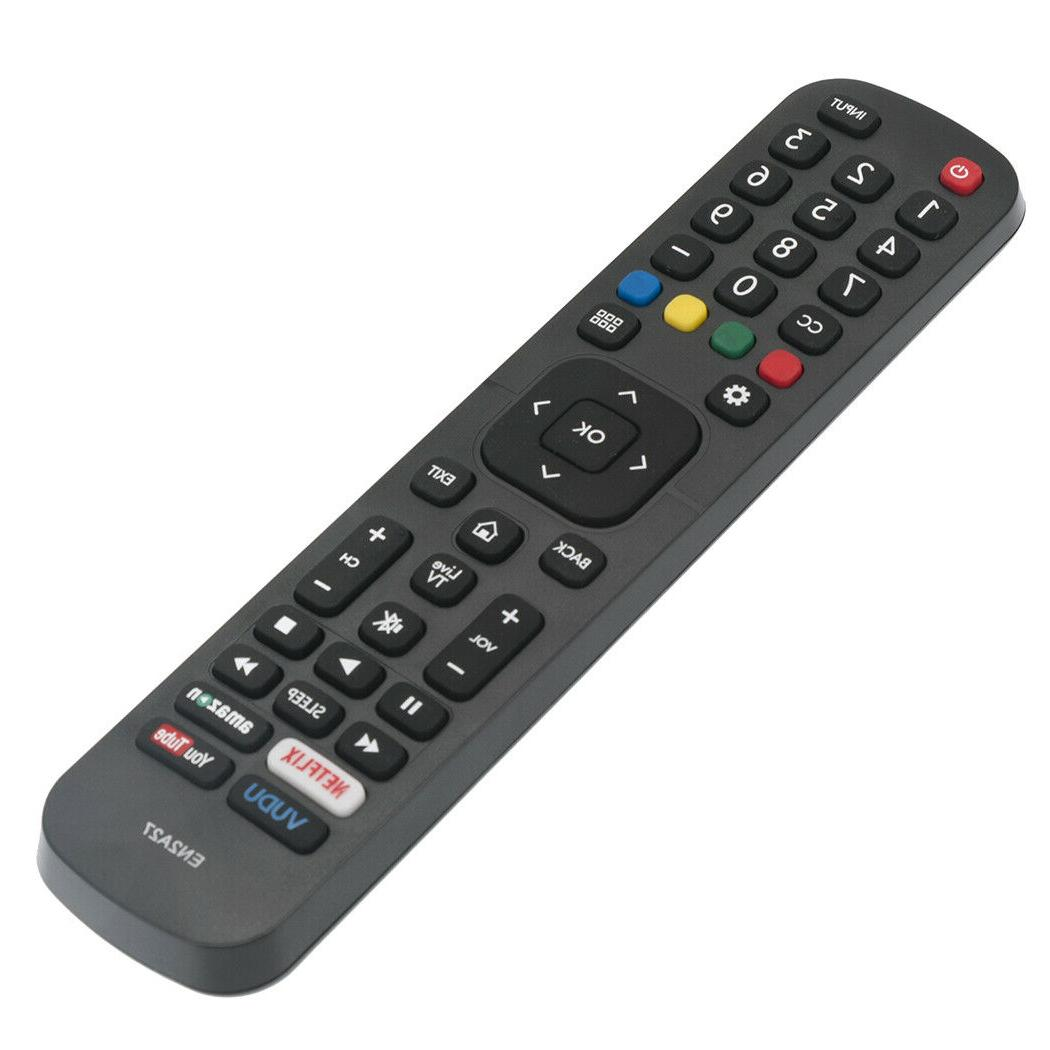 EN2A27 Replace Remote for Hisense TV 50H5C 50H6C 50H7C 50H7G