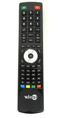 Factory OEM Upstar TV Remote Control P40EA8, P40EC6 , Brand