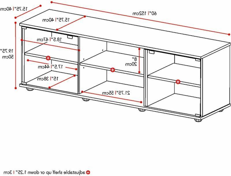 Sonax 60-Inch Component Bench, Ravenwood