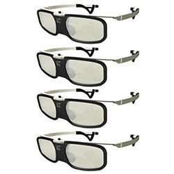 Firestorm LT 2.0 DLP link 3D glasses by True Depth 3D rechar