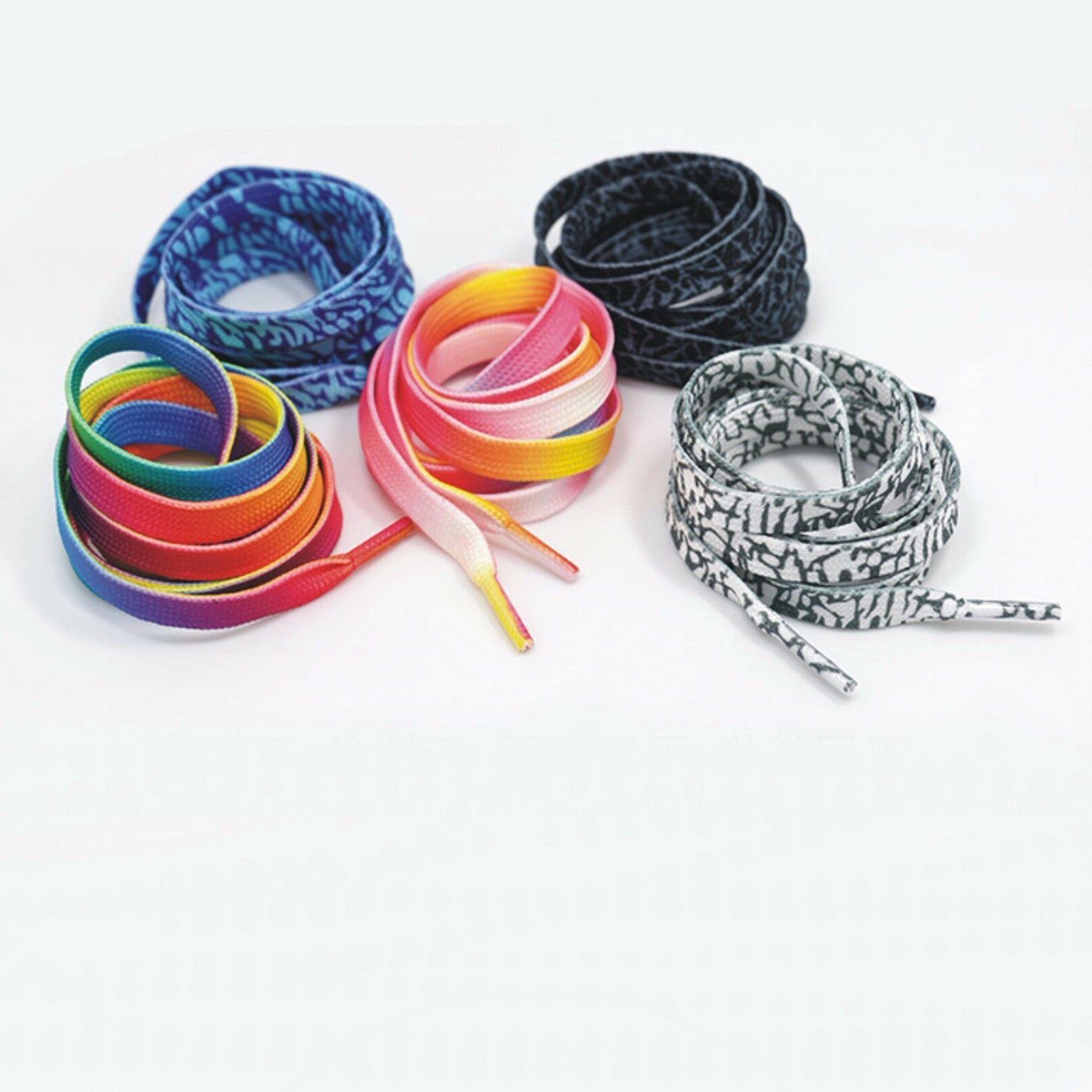60 Inch Print Shoelaces Shoe Lace