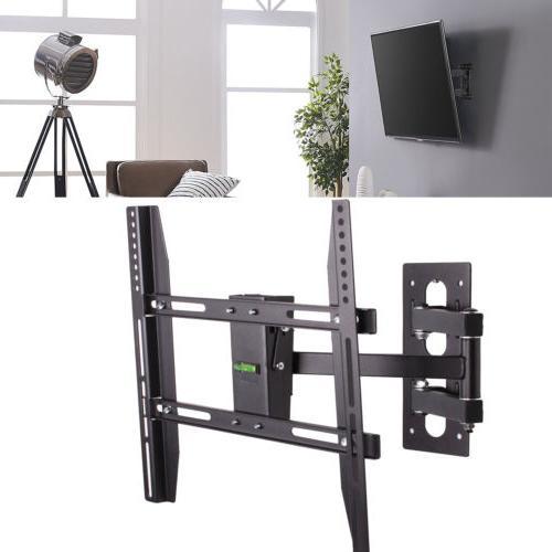 Full Motion Smart TV Wall Mount Swivel Bracket 32 36 40 42 4