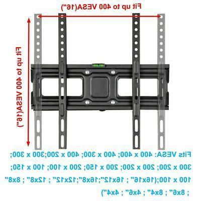 Full Motion Smart Wall Bracket 46 50 55 inch Screen