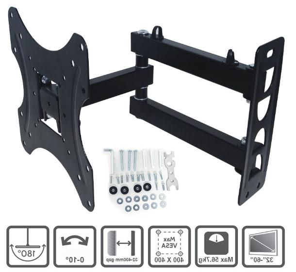 "Full Motion Mount Bracket for 17-60"" LCD"