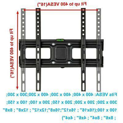 TV Mount Bracket 180° Swivel 32-60 Inch OLED TVs