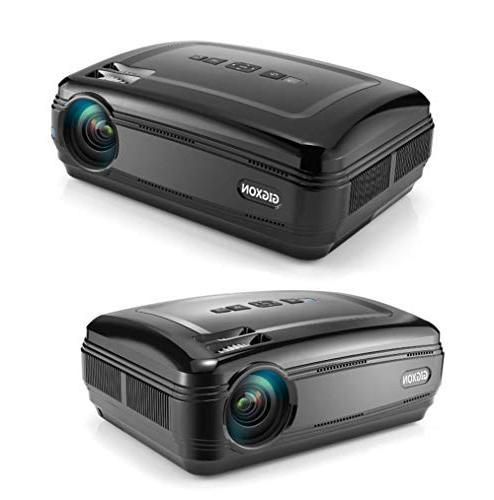G58 lumens Projector, Projectors Home Cinema Projector,Pico Projector HD High Resolution