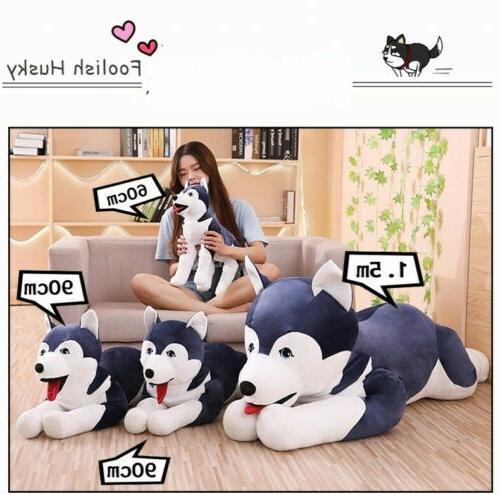 Giant Dog Sleeping Pillow Doll Stuffed Animal Plush