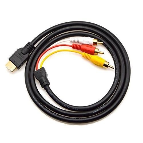 hdmi rca cable
