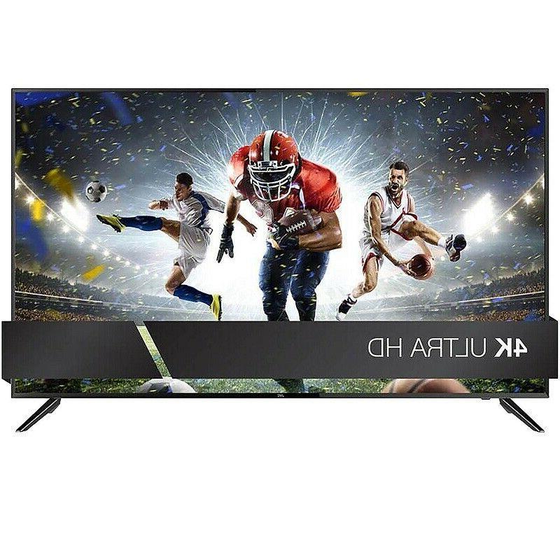 hdtv 50 inch 4k ultra hd tv