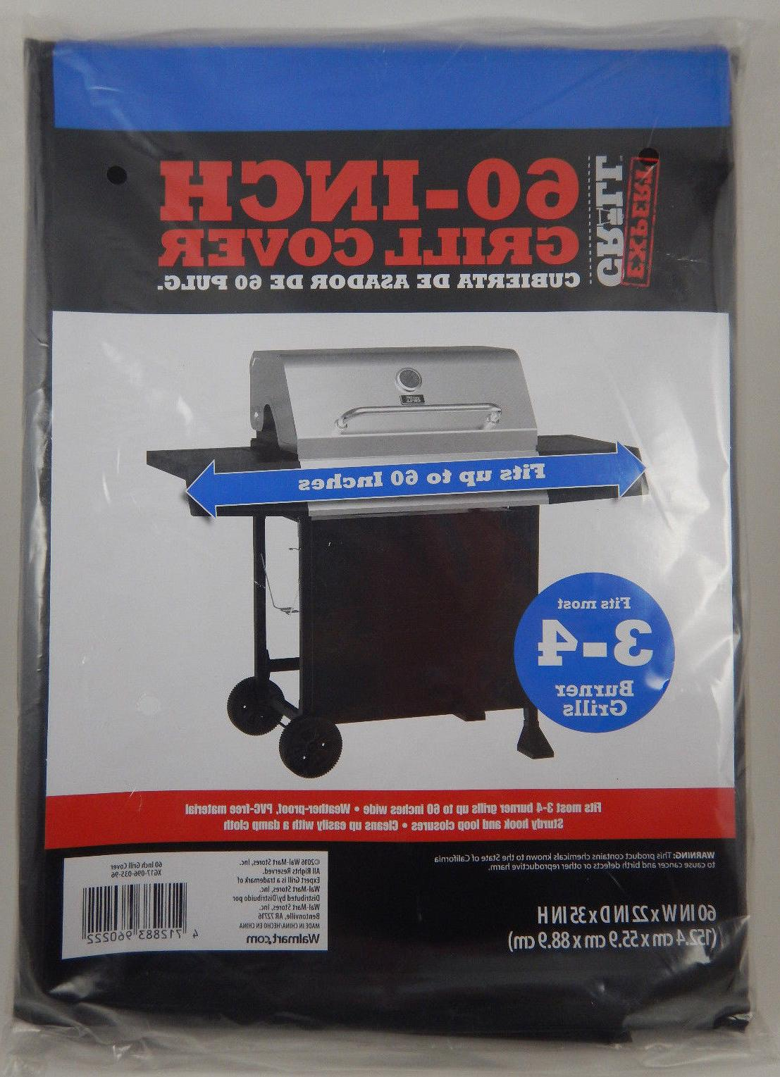 Expert Grill Heavy Duty 60-Inch Grill Cover
