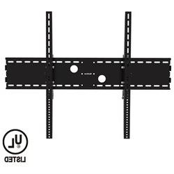 QualGear Heavy Duty Tilting TV Wall Mount For 60-100 Flat Pa