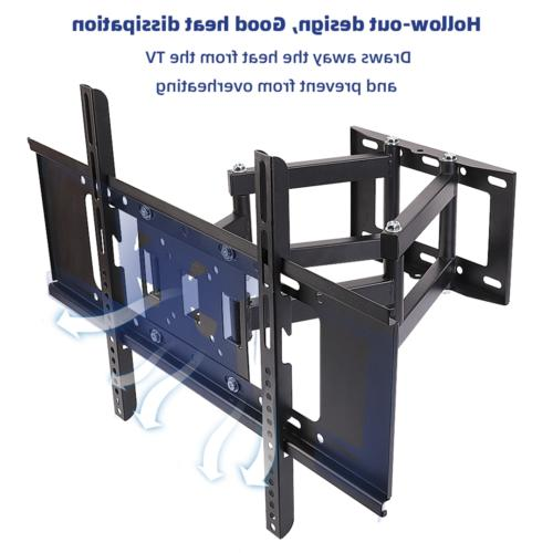 Heavy TV Wall Bracket Pull Arms 42 60