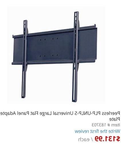 Peerless Heavy duty  Universal TV Wall Mount Bracket for 32