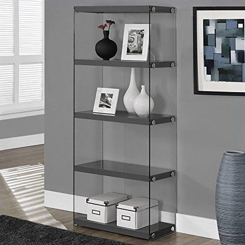 """Monarch Inc. / 60"""" Bookcase"""